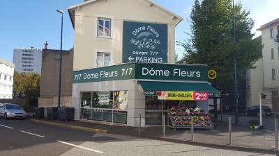Dôme Fleurs - Fleuriste - Clermont-Ferrand