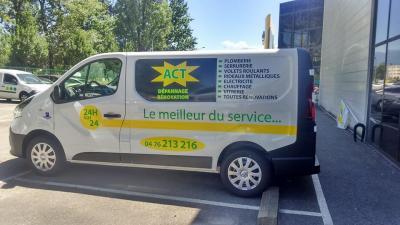Act Dépannage - Dépannage électricité - Grenoble