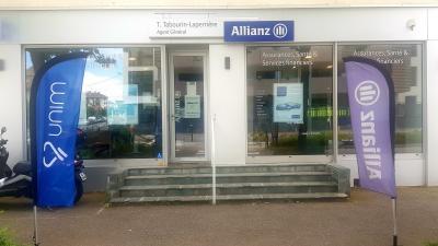 Allianz Assurances Thomas Tabourin-Laperrière - Société d'assurance - Annecy