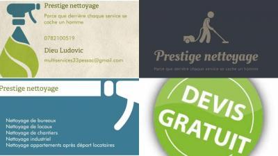 Prestige Nettoyage - Entreprise de nettoyage - Pessac