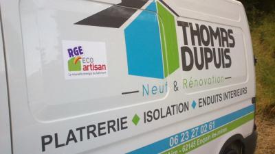 SARL Dupuis & Associés - Entreprise de peinture - Saint-Omer
