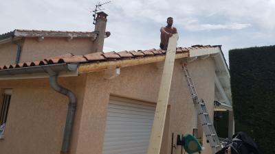 Lagrenée Carles - Entreprise de démoussage et de traitement des toitures - Lyon