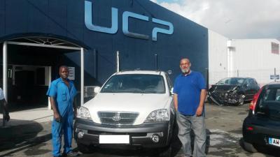 U C P (Guadeloupe Carosserie) - Carrosserie et peinture automobile - Pointe-à-Pitre
