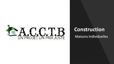 Acctb - Constructeur de maisons individuelles - Saint-Sulpice-la-Pointe