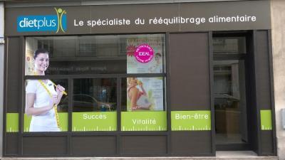 Dietplus - Centre d'amincissement - Orléans