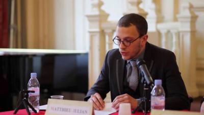 Matthieu Julian - Psychologue - Saint-Germain-en-Laye