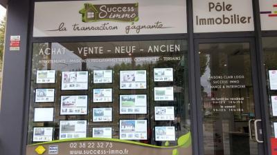 Success Immo - Agence immobilière - Orléans