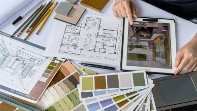 Marion Boujéma - Design d'espace - Architecte d'intérieur - Corbeil-Essonnes
