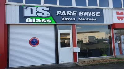 Ds Glass - Vente et réparation de pare-brises et toits ouvrants - Blois