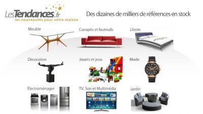Les Tendances - Magasin de meubles - Paris
