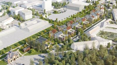 Aubarne Promotion Immobilière - Promoteur constructeur - Senlis