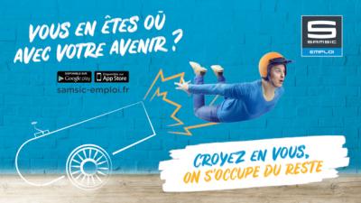 Samsic Emploi Lyon 3 Tertiaire - Agence d'intérim - Lyon