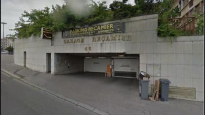 Parking Parc Récamier - Abonnés - Parking - Lyon
