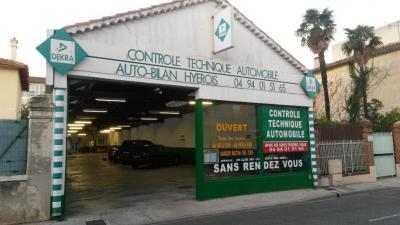 Dekra Auto Bilan Hyérois - Garage automobile - Hyères
