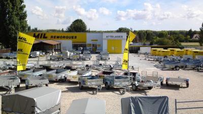 Mil Remorques SOGE2MS - Vente et location de remorques et attelages - Castanet-Tolosan