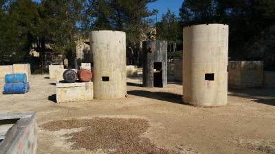 Paint Ball Evasion S.A.R.L - Parc d'attractions et de loisirs - Arles