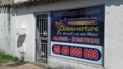 Allouverture - Serrurier - Blanquefort