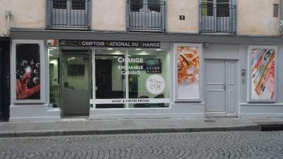 Comptoir National Du Change - Bureau de change - Rennes