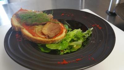 Le MattElie - Restaurant - Courseulles-sur-Mer