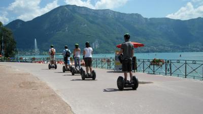 Mobilboard Segway - Location de vélos - Annecy