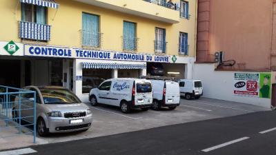 Centre Autobilan Du Mentonnais - Contrôle technique de véhicules - Menton