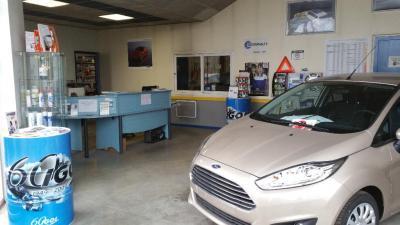 Dejean Joel Henri - Garage automobile - Angoulême