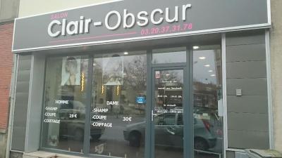 Clair Obscur - Coiffeur - Haubourdin