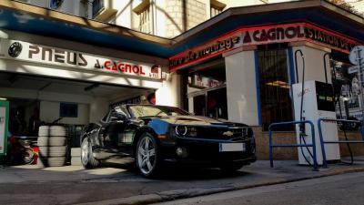 Cagnol Et Fils - Vente et montage de pneus - Nice