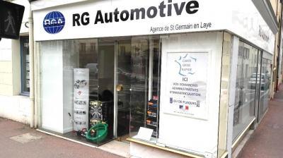 Rg Automotive - Pièces et accessoires automobiles - Saint-Germain-en-Laye