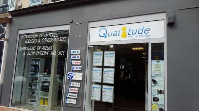 Qualitude - Conseil, services et maintenance informatique - Saint-Germain-en-Laye