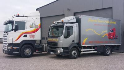 G-truck - Garage poids lourds - Courlaoux