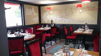 les Relais d'Alsace - Restaurant - Aurillac