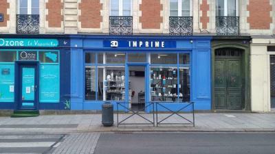 3d Imprime, impression 3D - Mécanique et outillage de précision - Rennes