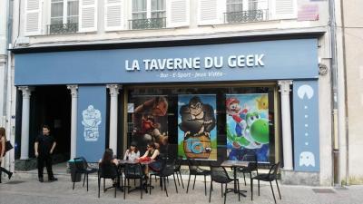 La Taverne Du Geek SARL - Café bar - Poitiers