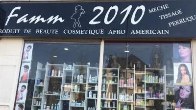 Famm 2010 - Magasin de cosmétiques - Creil