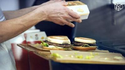 McDonald's SAINT LIZIER - Restaurant - Saint-Lizier
