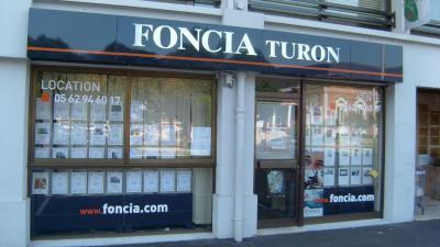 Foncia Turon - Agence immobilière - Lourdes