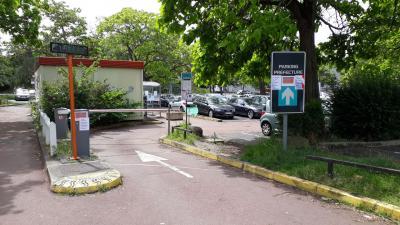 Parking Bobigny Prefecture - EFFIA - Parking public - Bobigny