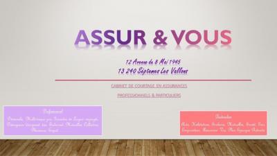 Assur & Vous - Courtier en assurance - Bouc-Bel-Air