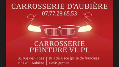 Carrosserie D'aubiere Sarl - Carrosserie et peinture automobile - Aubière