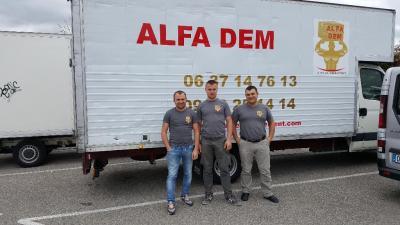 Alfa Dem - Déménagement - Neuilly-sur-Marne