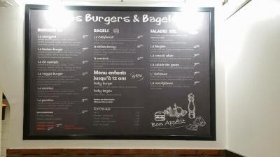 Les Tontons Burgers - Restaurant - Lyon