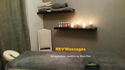 Rev Massages - Soins à domicile - Dinan