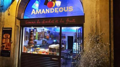 Amandeous - Chocolatier confiseur - Montpellier