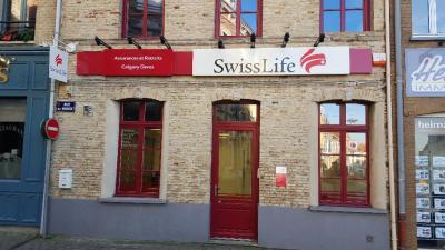 SwissLife Gregory Devos Agent général - Société d'assurance - Saint-Omer