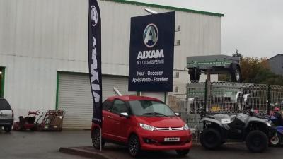 Aixam - Garage automobile - Fougères