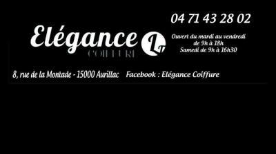 Elégance Coiffure - Coiffeur - Aurillac