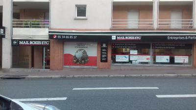 Mail Boxes Etc - Entreprise d'emballage et conditionnement - Toulouse
