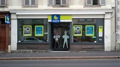 MACIF Assurances - Mutuelle d'assurance - Aurillac