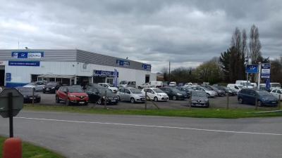 Etienne Automobiles - Garage automobile - Le Theil-de-Bretagne